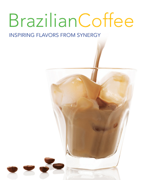 Brazilian coffee pageblock