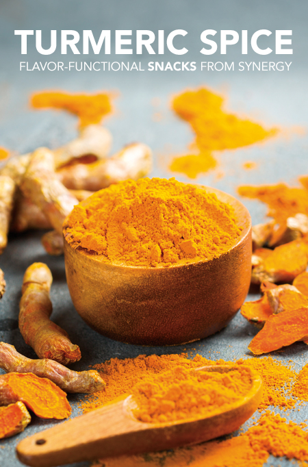 Turmeric Snack Applications
