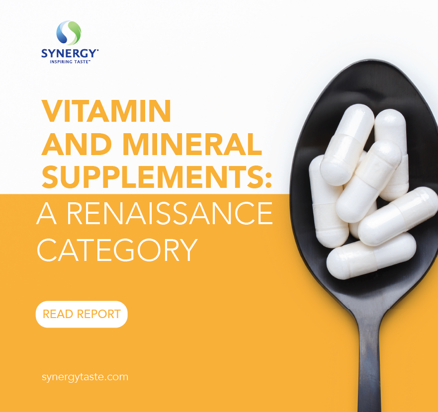 Vitamin and Mineral Supplements: A Renaissance Category