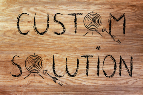 On Demand Customized Solutions